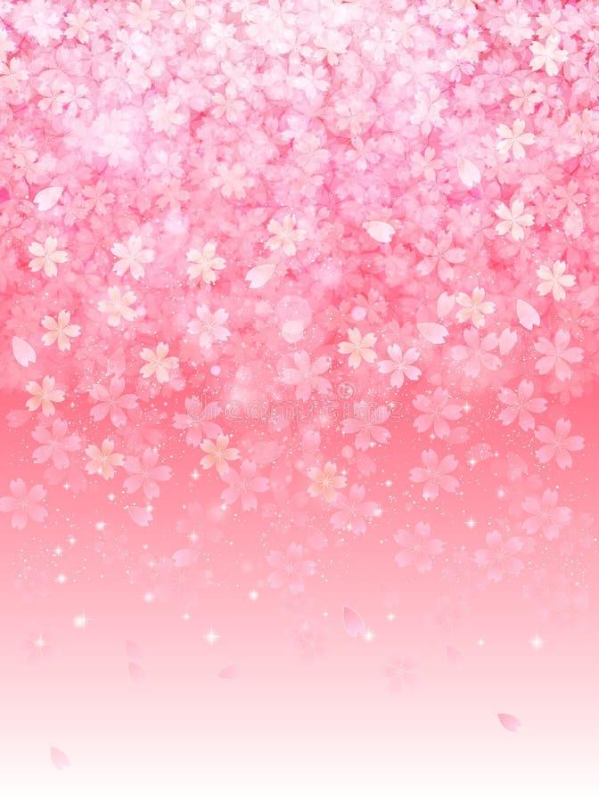 Download Körsbärsrött träd vektor illustrationer. Illustration av cherry - 37346512