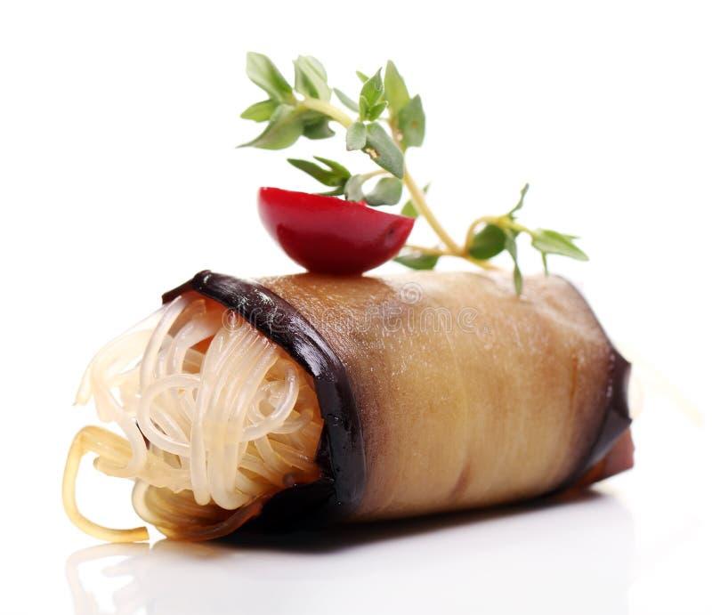 Köstliche feinschmeckerische Nahrung lizenzfreies stockfoto
