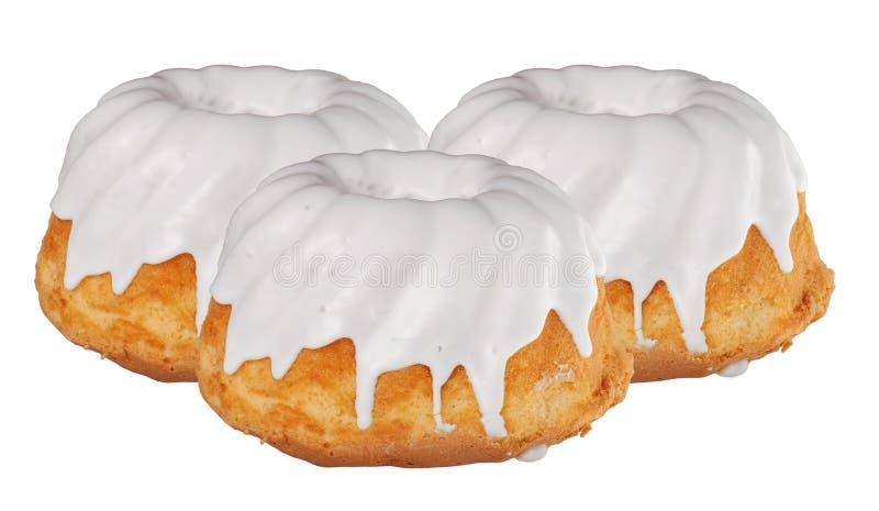 Köstliche Kuchen lizenzfreies stockbild