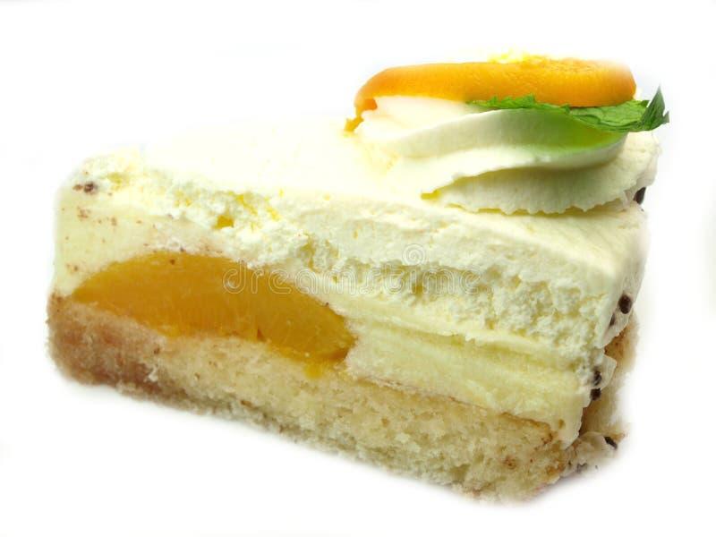 Köstlicher Fruchtkuchen lizenzfreie stockfotos