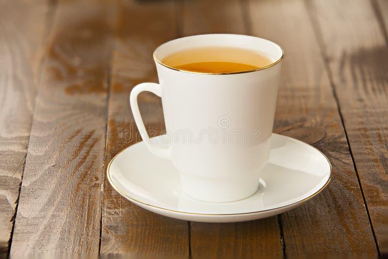 Köstlicher heißer Tee lizenzfreie stockbilder