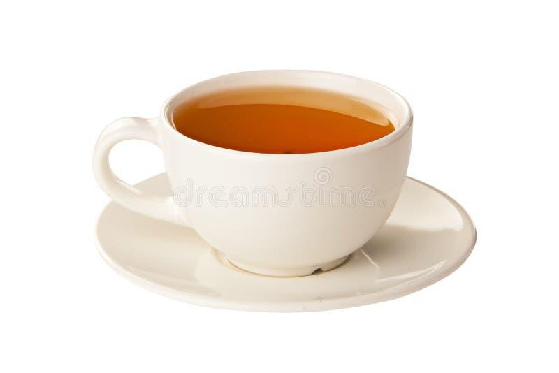 Köstlicher heißer Tee lizenzfreies stockfoto
