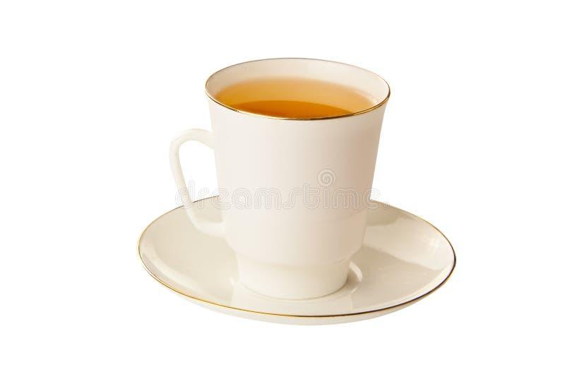 Köstlicher heißer Tee lizenzfreies stockbild
