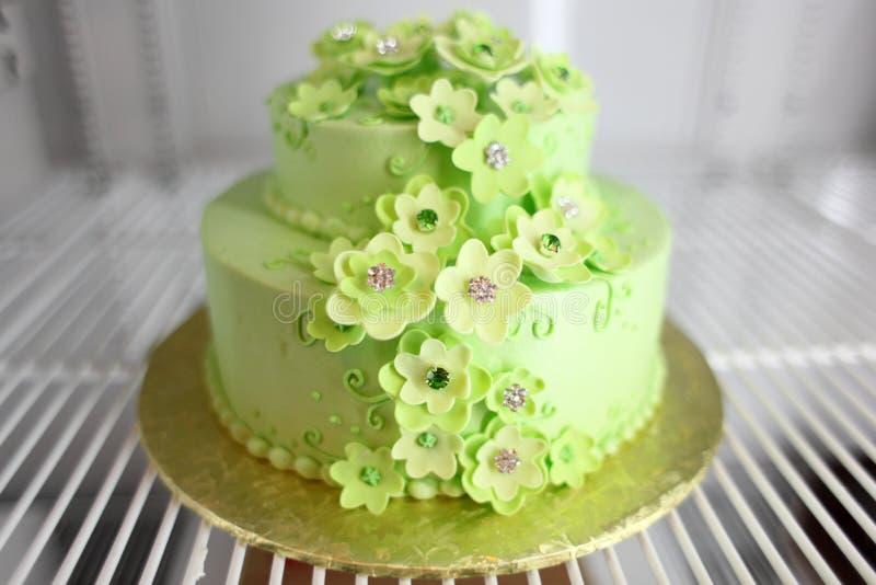 Download Köstlicher Kuchen stockbild. Bild von kuchen, bereifen - 26362703