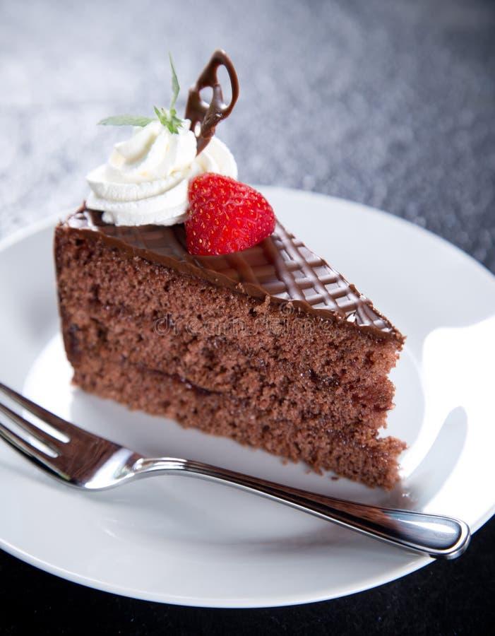 Köstlicher Kuchen stockfotos