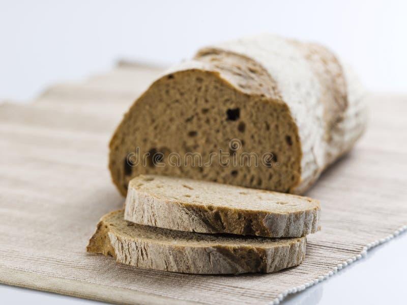 Köstliches Brot stockfoto