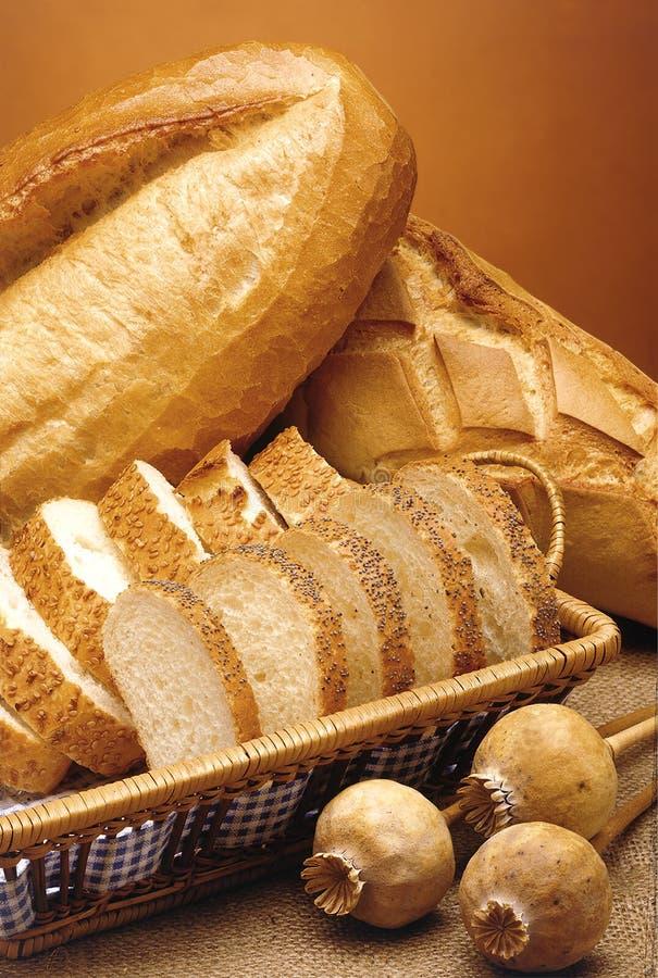 Köstliches Brot lizenzfreies stockfoto