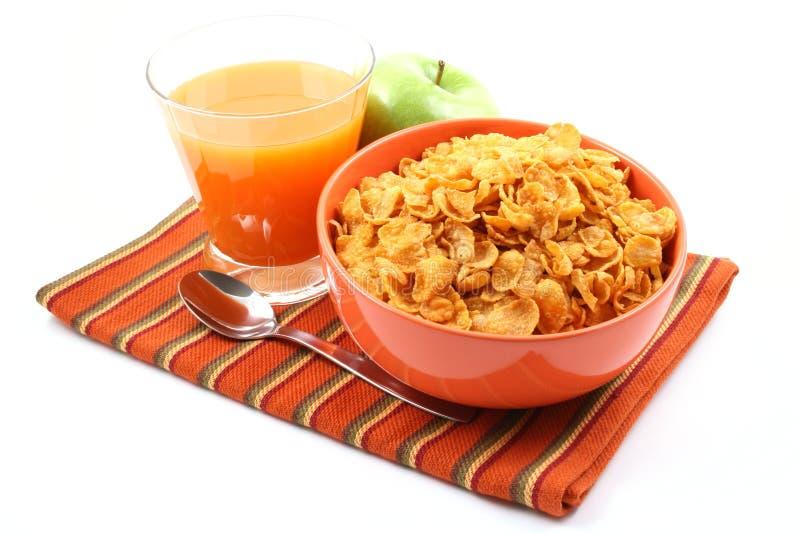 Köstliches Frühstück stockbild