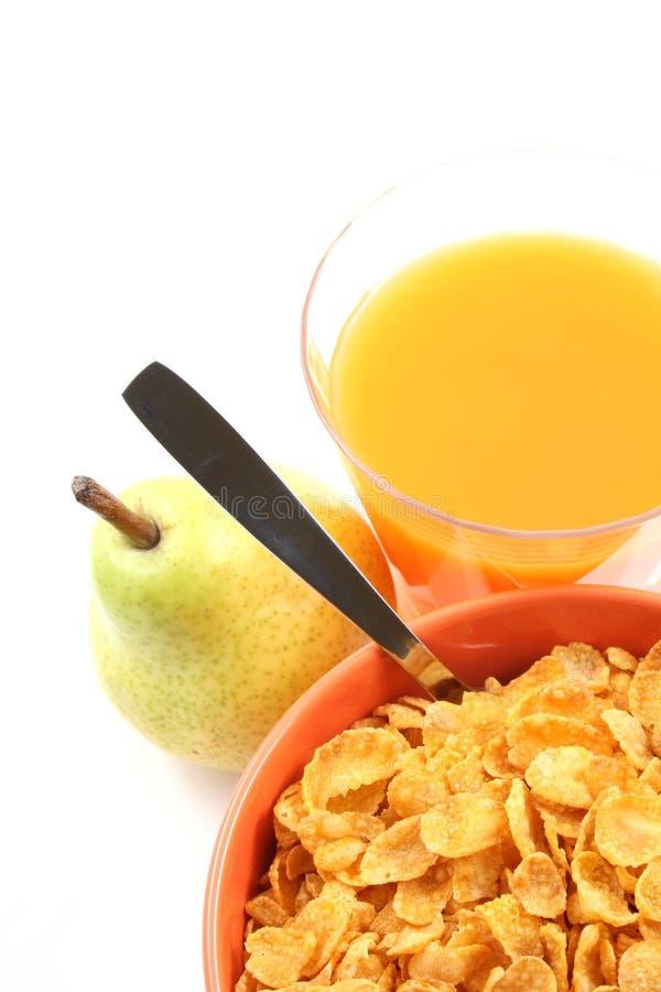 Köstliches Frühstück lizenzfreies stockbild