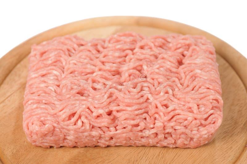 Köttfärs royaltyfri foto