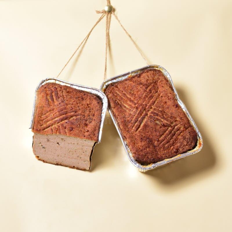 Köttmatvaruaffär på repen arkivfoton