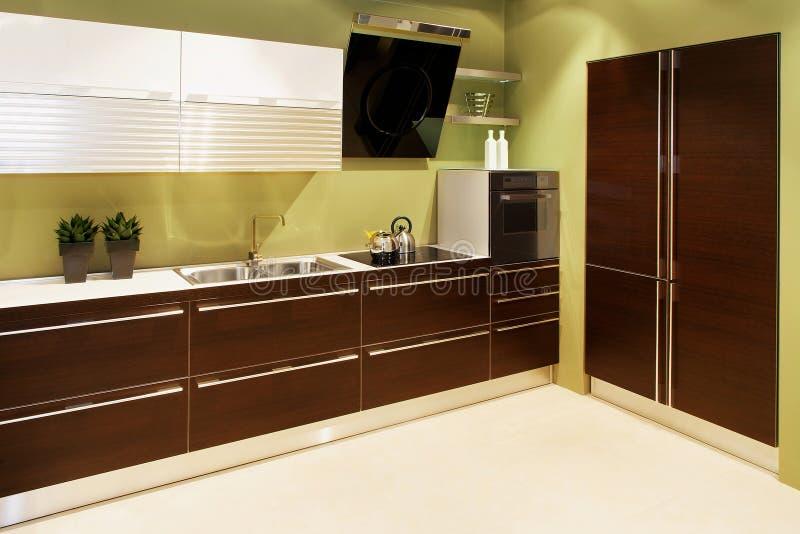 Küche 1 lizenzfreie stockfotografie