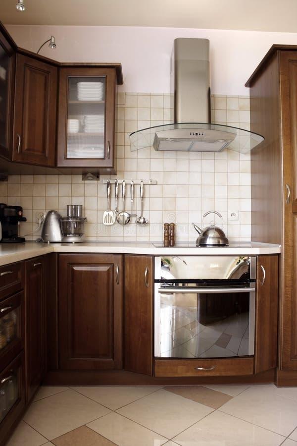 Küche lizenzfreies stockbild
