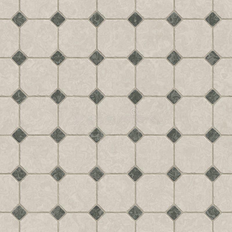 Fussboden Fliesen küche fußboden fliesen stock abbildung illustration grau 7182484