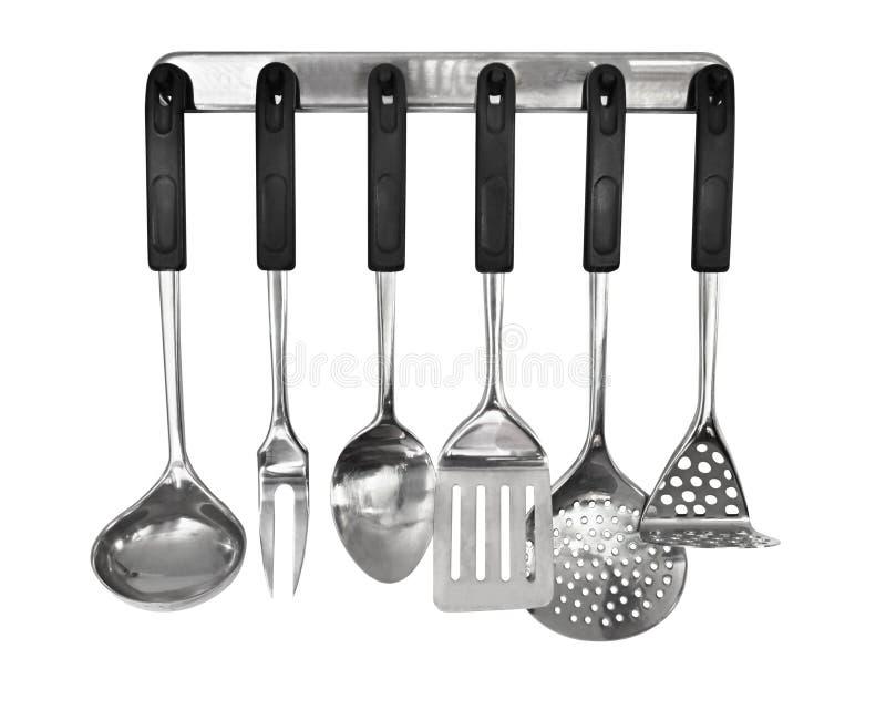 Küche-Geräte lizenzfreies stockfoto
