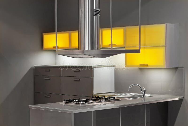 Küche horizontal stockbilder