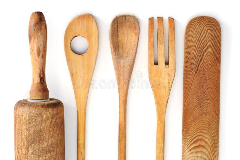 Küche-Material lizenzfreies stockfoto