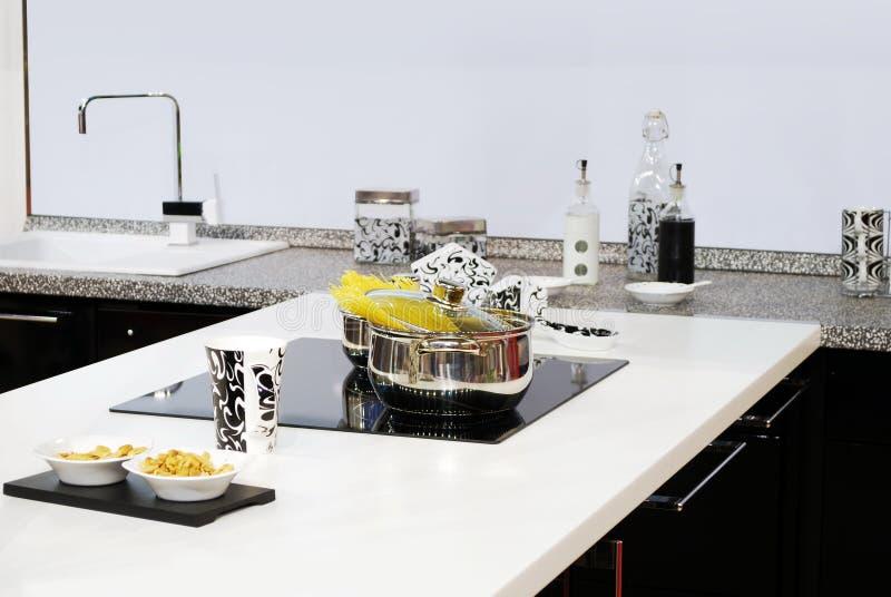 Küchedetail lizenzfreies stockfoto
