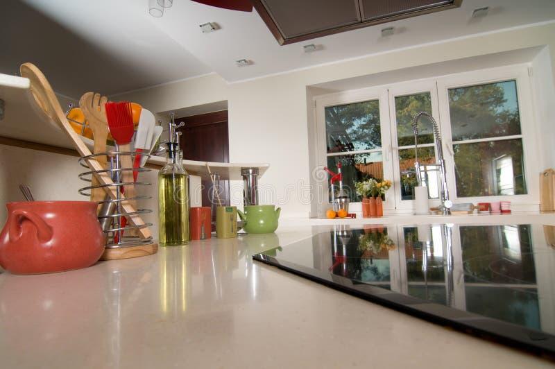 Küchehilfsmittel lizenzfreie stockfotografie