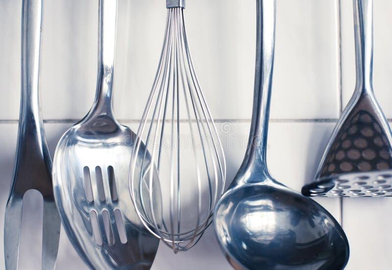 Küchehilfsmittel lizenzfreies stockfoto