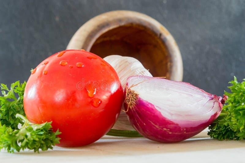 Küchen-Farben lizenzfreies stockfoto