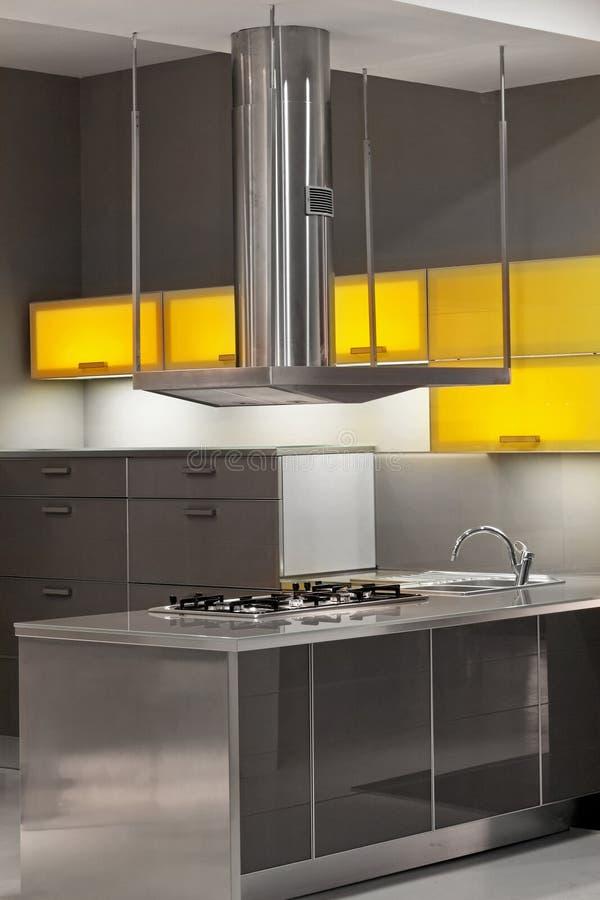 Küchevertikale stockfoto