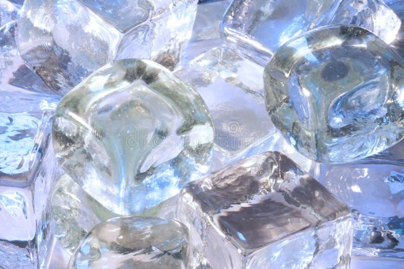 So kühl wie Eis lizenzfreies stockbild