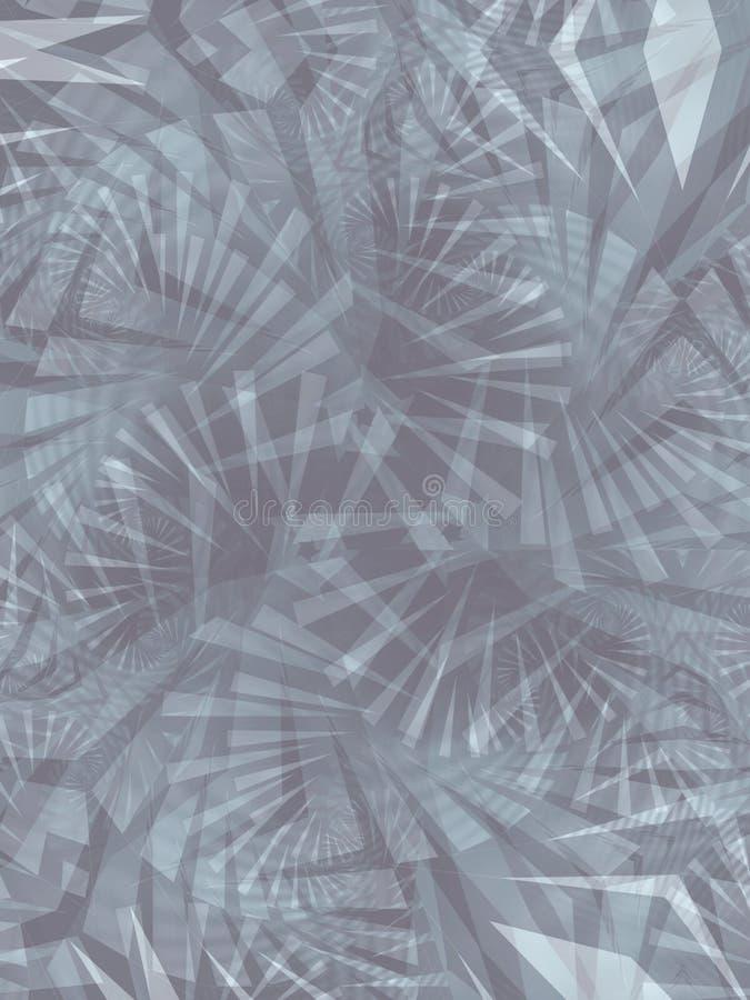 Kühle blaue Hintergrund-Beschaffenheiten stock abbildung