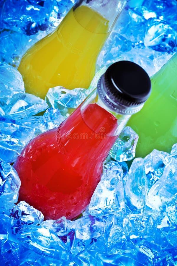 Kühle Getränke lizenzfreie stockfotos