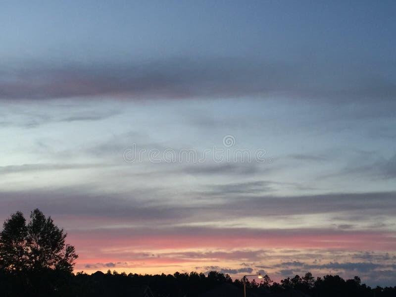Kühle südliche Landschaft lizenzfreies stockfoto