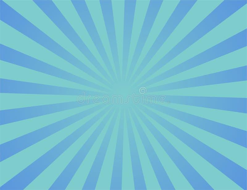 Kühles buntes vektor abbildung