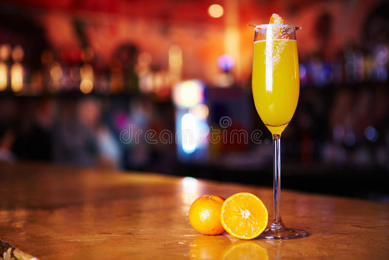 Kühles Cocktail lizenzfreies stockfoto