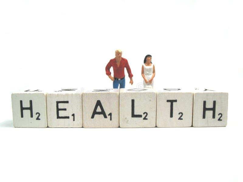Kümmern Sie sich um Ihrer Gesundheit stockfotos