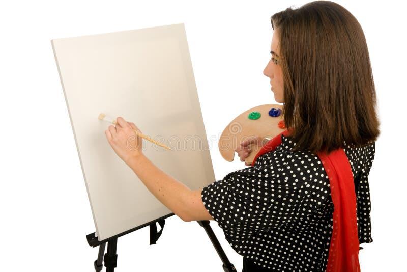 Künstler stockbilder