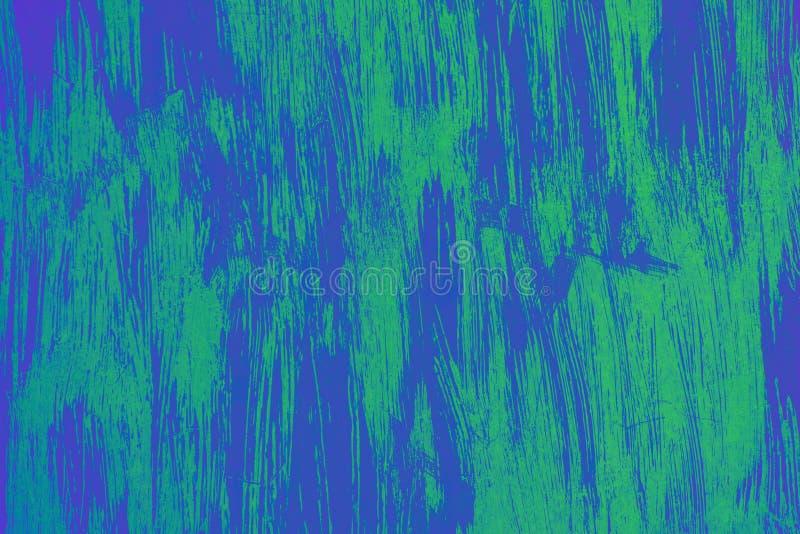 Künstlerisch abstraktes Öl mit lackiertem Hintergrund lizenzfreies stockfoto
