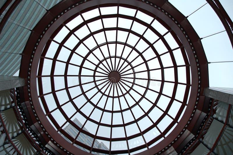 Künstlerisches Dach