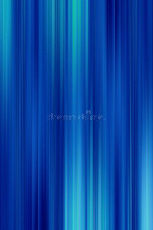 Künstlerisches painterly Blau lizenzfreie stockfotografie