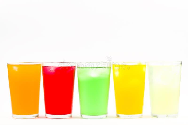 Künstlich versüßtes kaltes Getränk stockfotos