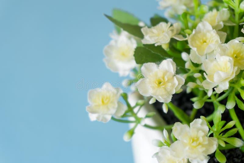 Künstliche Blume des Jasmins lizenzfreies stockfoto