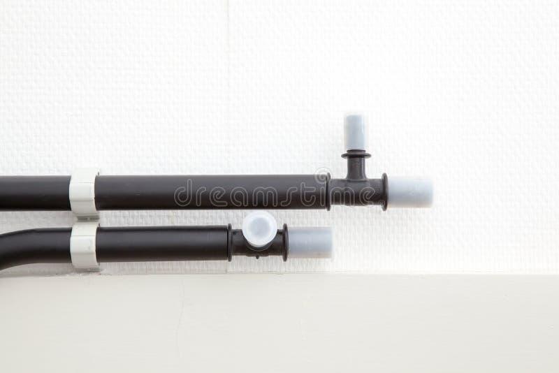 Künstliche Wasserleitungen lizenzfreies stockfoto