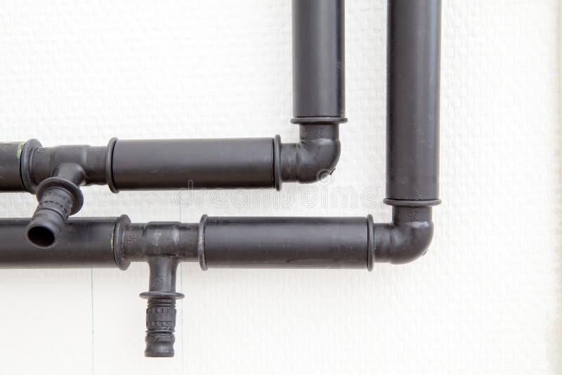 Künstliche Wasserleitungen lizenzfreie stockfotografie