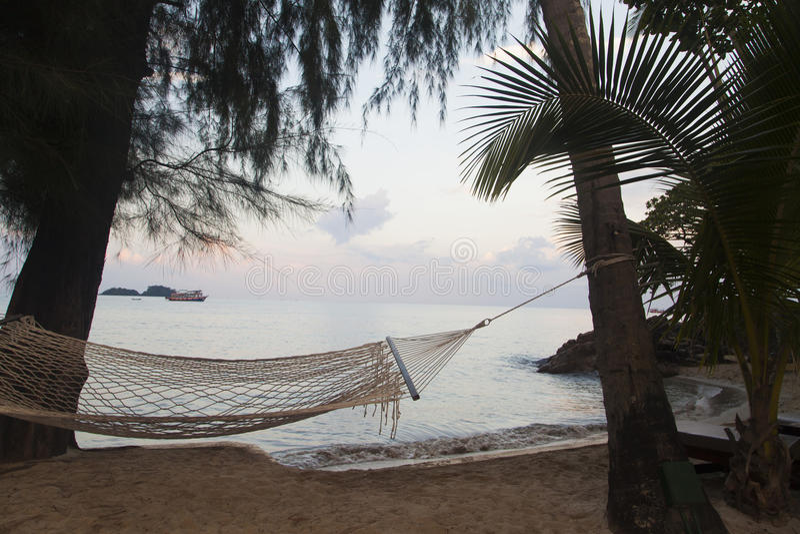 Küste bei Sonnenaufgang stockfotos