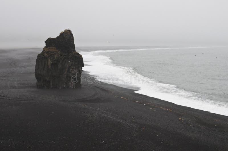 Download Küste im Süden von Island stockfoto. Bild von atmosphäre - 26366526