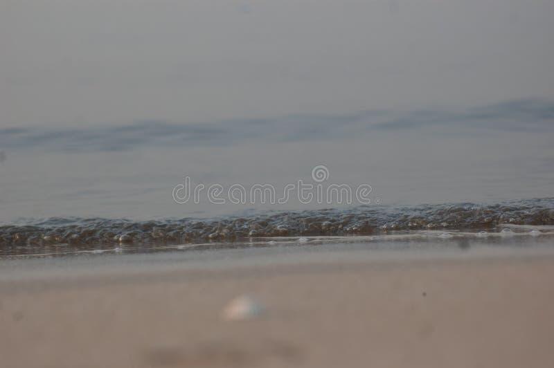 Küste seawave lizenzfreies stockbild
