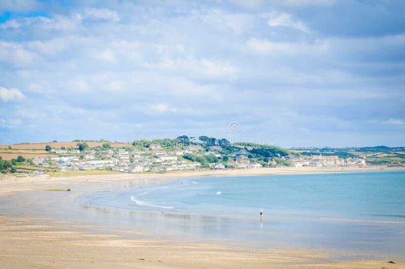Küste von Cornwall lizenzfreie stockfotografie