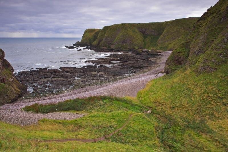 Küstenansichten stockfotos