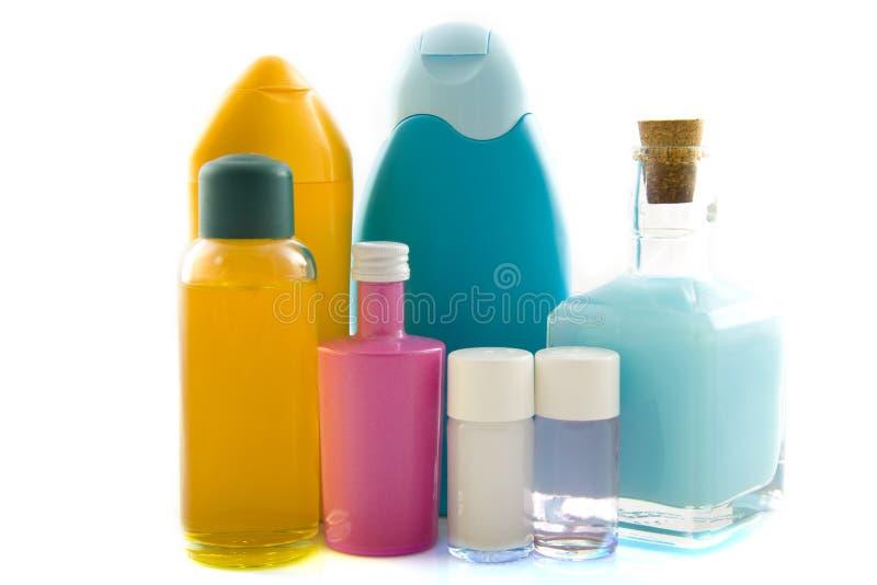 kąpielowi produkty zdjęcia stock