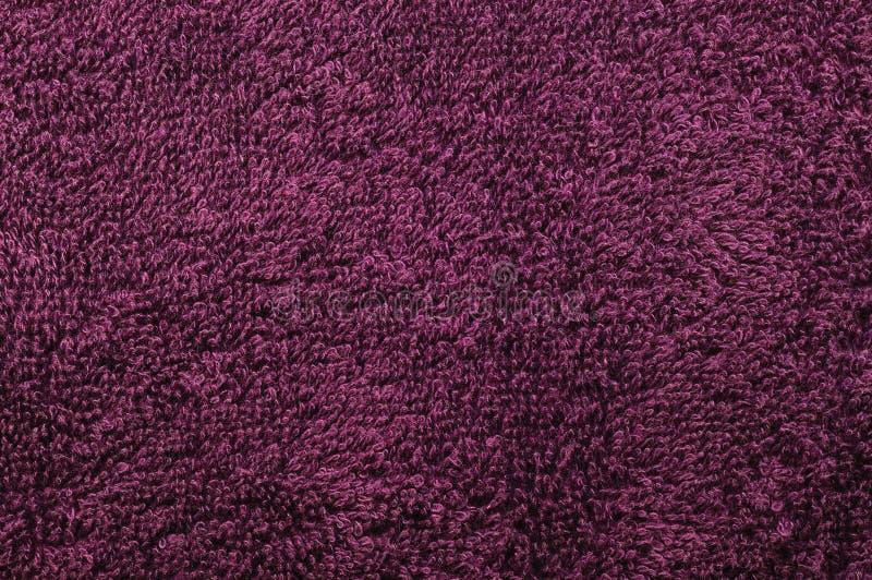 Kąpielowy ręcznik, karmazyn, menchie, winograd, malinka, czerwień, naturalna pluszowa Terry płótna turecka plaża textured tkaniny zdjęcia stock