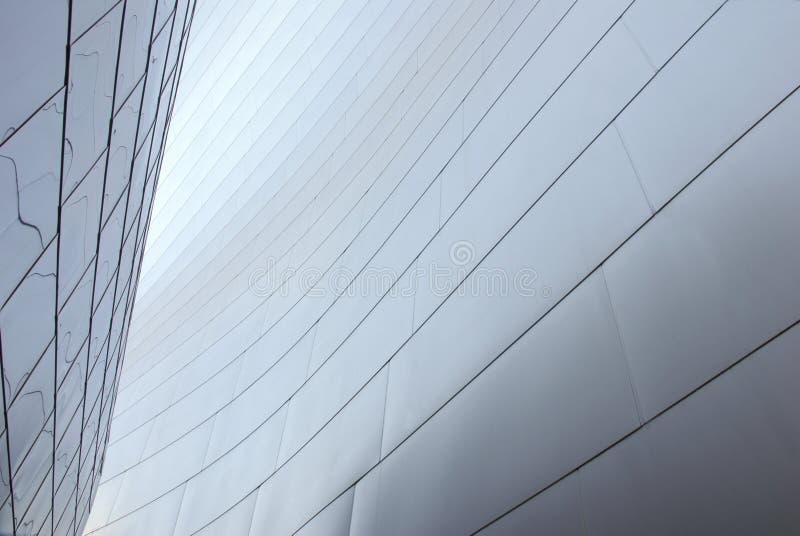 kąt architektury nowy szczegół obrazy stock