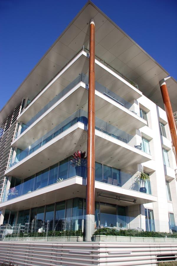 kąt Auckland mieszkania obrazy royalty free